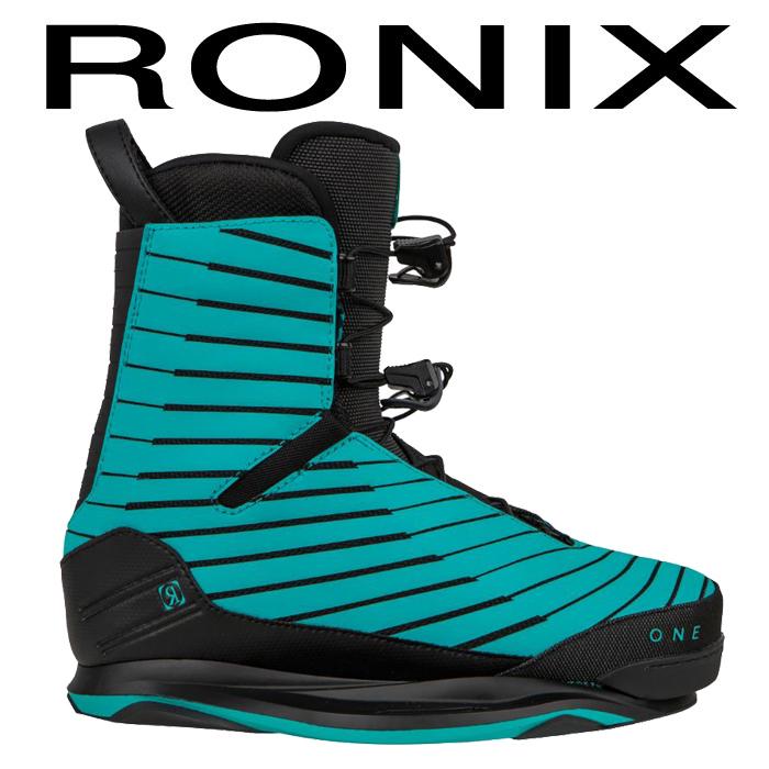 ウェイクボード ロニックス ブーツ 2018 RONIX ONE BOOT MINT US9 (26.5cm-27.5cm)