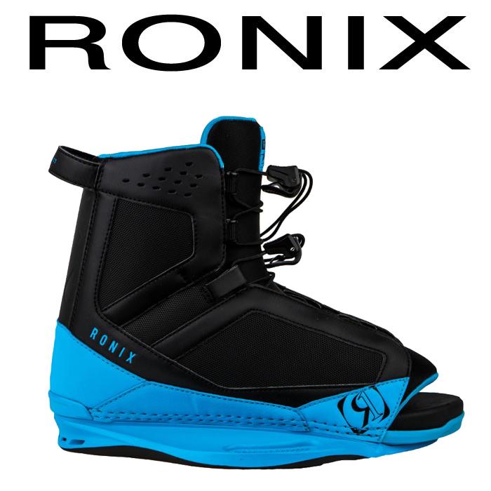 ウェイクボード ロニックス ブーツ 2018 RONIX DISTRICT BOOT