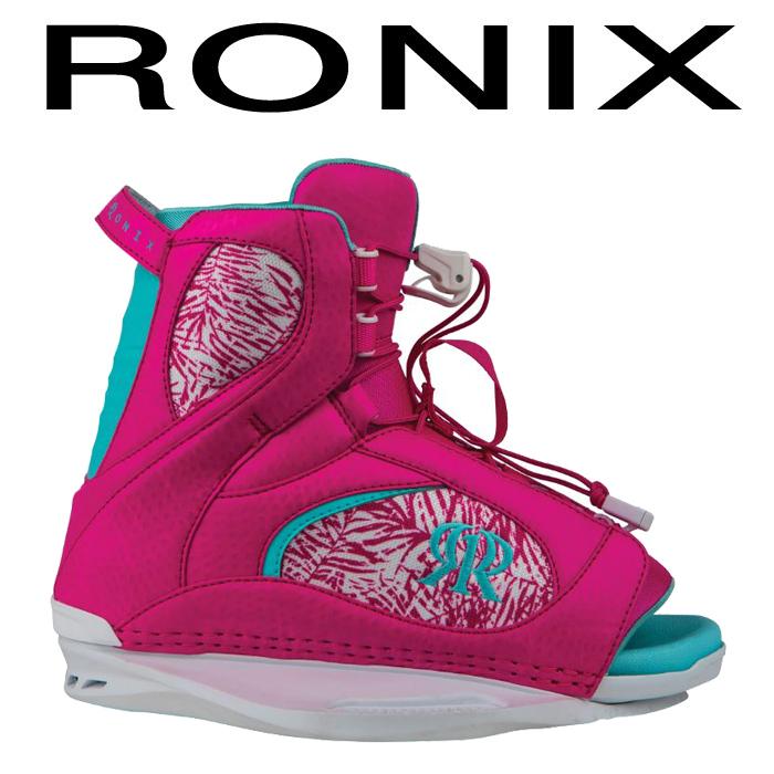 ウェイクボード ロニックス 女性用 ブーツ 2018 RONIX LUXE BOOT
