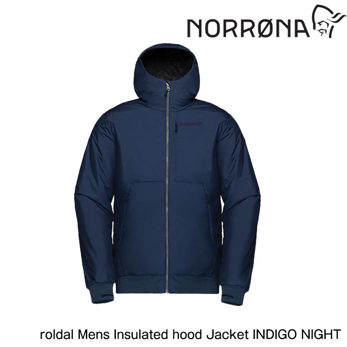 ノローナ メンズ ロールダル インサレーテッド フード ジャケット 2019 Norrona roldal Insulated hood Jacket