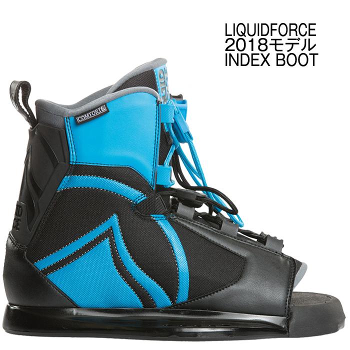 ウェイクボード ブーツ リキッドフォース 2018 Liquid Force WAKEBOARD INDEX OT BOOT