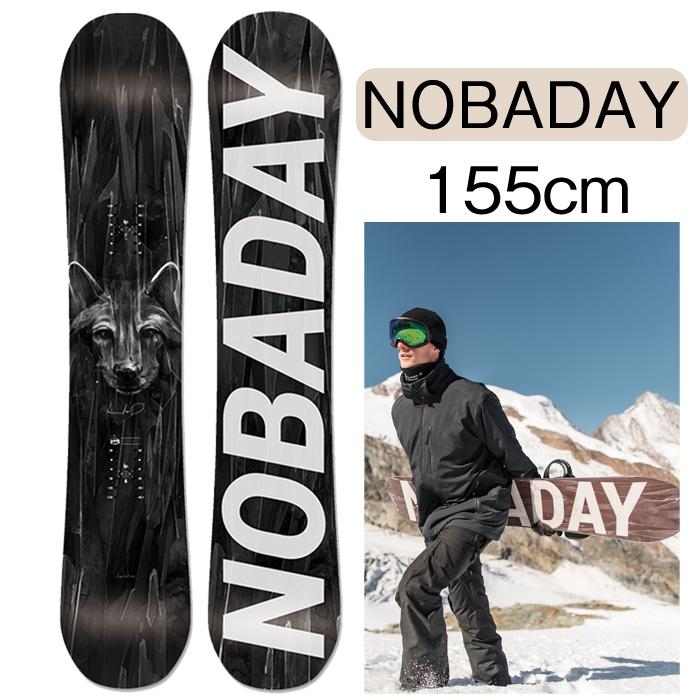 スノーボード ノバデー 2018-19モデル NOBADAY Max Parrot Signature Pro Model Ambition Board 155cm