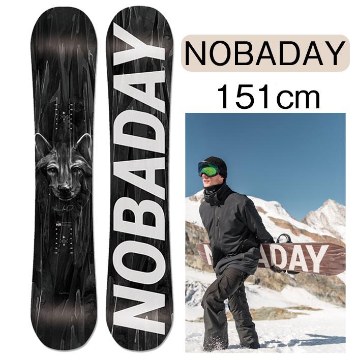 スノーボード ノバデー 2018-19モデル NOBADAY Max Parrot Signature Pro Model Ambition Board 151cm