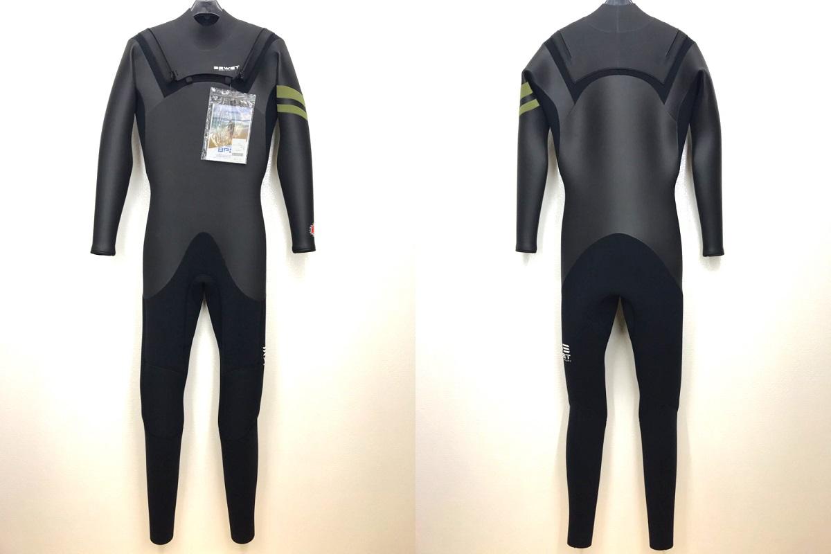 サーフィン フルスーツ ビーウェット 2019 Be Wet BEWET ETERNAL SA 3mm FULL SUITS (MLサイズ)
