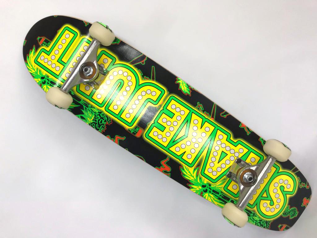 スケートボード コンプリート セット シェイクジャント SHAKE JUNT CASUAL FRIDAYS CRUISER 8.5x32.5インチ