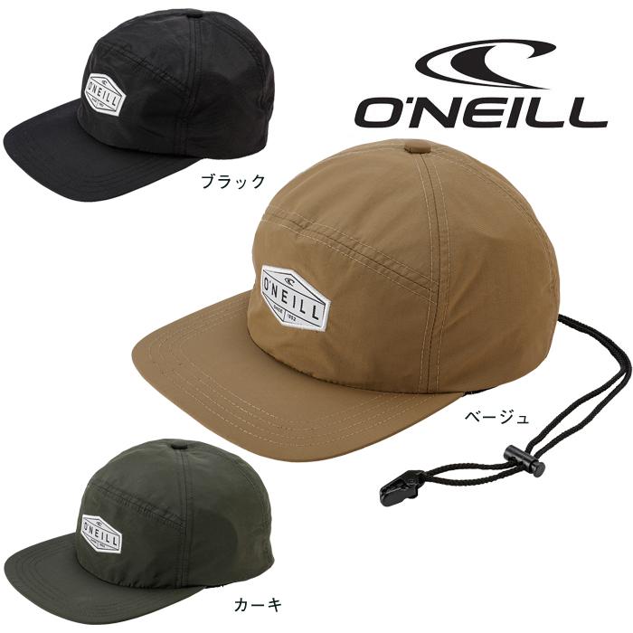 日本正規品 全国送料無料 オニール 正規品 2021 O'NEILL M's ついに入荷 SURF用 #610-905 ブラック 帽子 ベージュ 信用 UVP CAP カーキ