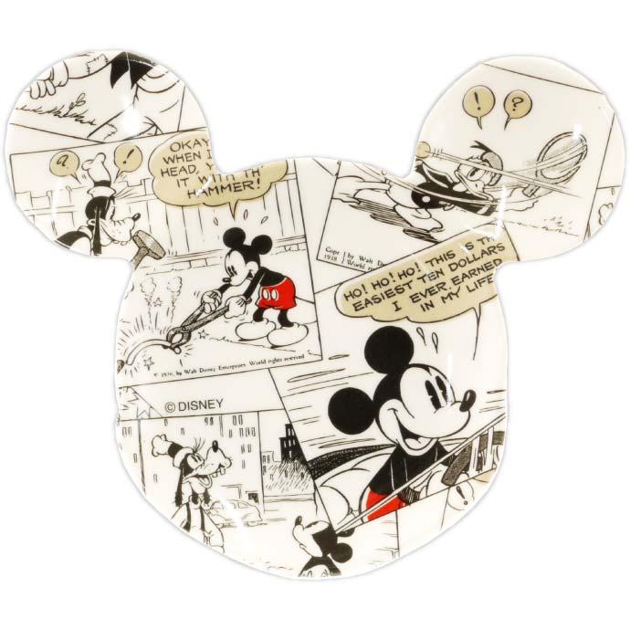 ☆最安値に挑戦 ミッキーの顔の形状のかわいい小皿プレート ミッキーマウス メラミンミニプレート食器 MPMK1 カワイイミッキーマウス小皿 即出荷 ミッキーマウスのプレート小皿 キャラクターグッズ Sk173
