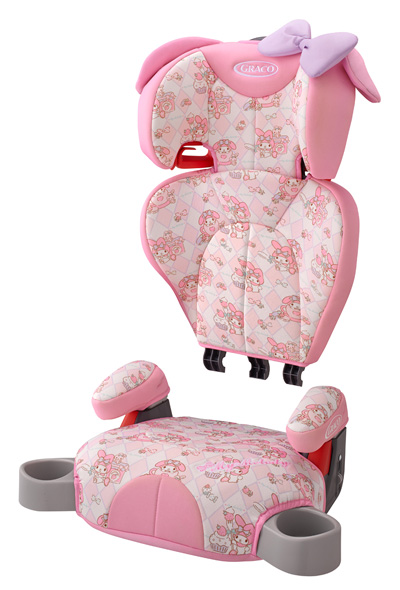GRACO Child Safety SeatsBaby Growth Oriented Junior Plus DX X My Melody Limited Models