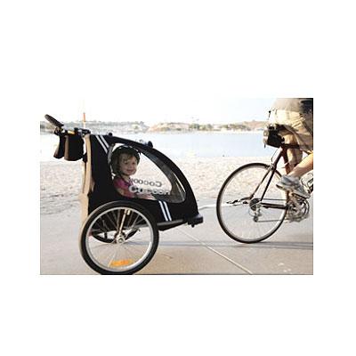 ジューヴィー コクーン Joovy cocoonX2お子様と一緒にサイクリング! 二人乗り【JV567】【NEW200000】