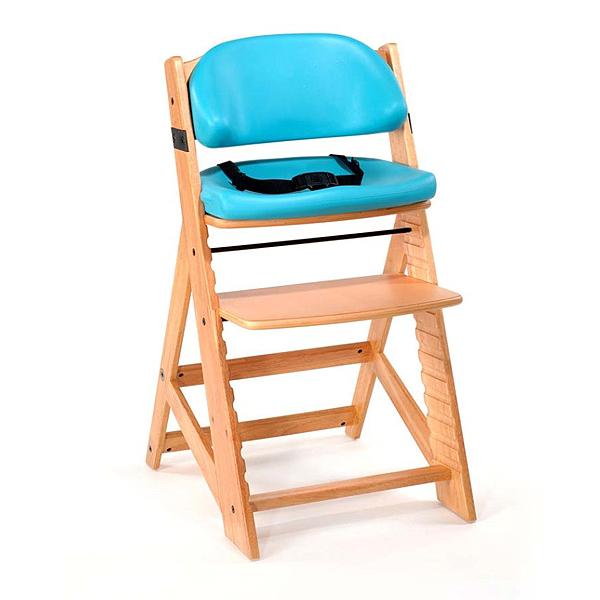 【Price Down!!】キーカルー 木製キッズチェア(ナチュラル/アクア)keekaroo Kids Chair set【kekaroo-kid004NA】【新商品続々入荷中♪】 upup7 apap8 fs04gm