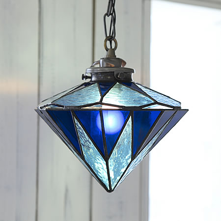 Auc askm rakuten global market brass dining table kitchen counter brass dining table kitchen counter entrance restroom 60w fashion store sapphire sapphire made in stained glass pendant light nostalgic antique 1 light mozeypictures Images