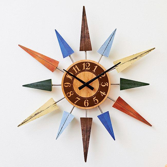 壁掛け時計 L'EST-bunt レストヴント インターフォルム INTERFORM CL-8408 太陽 アナログ おしゃれ ウォールクロック 掛け時計 アンティーク 人気 デザイン クラシカル クラシック レトロ 店舗 ディスプレイ 事務所 洋風 リビング ダイニング