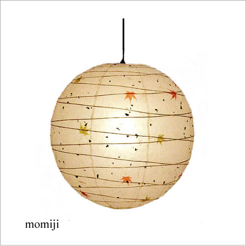... Paper Lantern pendant light 1 lights 45 cm Japanese style lighting forest crafts Maple fluorescent powder ...  sc 1 st  Rakuten & auc-askm | Rakuten Global Market: Paper Lantern pendant light 1 ...
