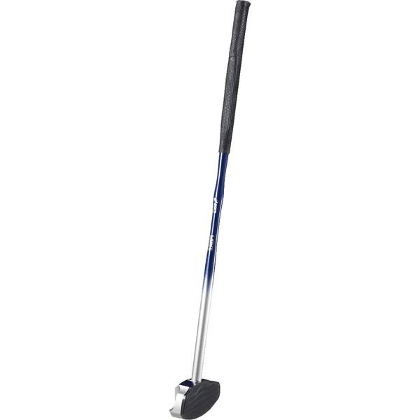 [asics]アシックス グラウンドゴルフライトウエイトクラブ(一般右打者専用)(GGG188)(50)ネイビー