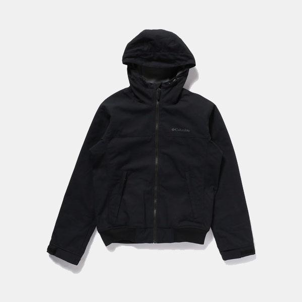 [Columbia]コロンビアロマビスタ フーディー(PM3753)(010)Black