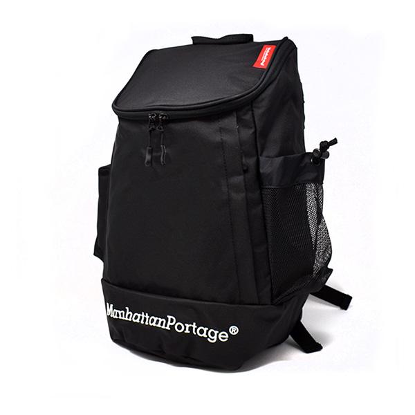 マンハッタンポーテージバックパック(MP1256SPTP)(BLK)ブラック