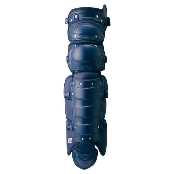 送料無料(※沖縄除く)[SSK]エスエスケイ軟式用レガーツ(セミトリプルカップ)(CNL1500)(70)ネイビー