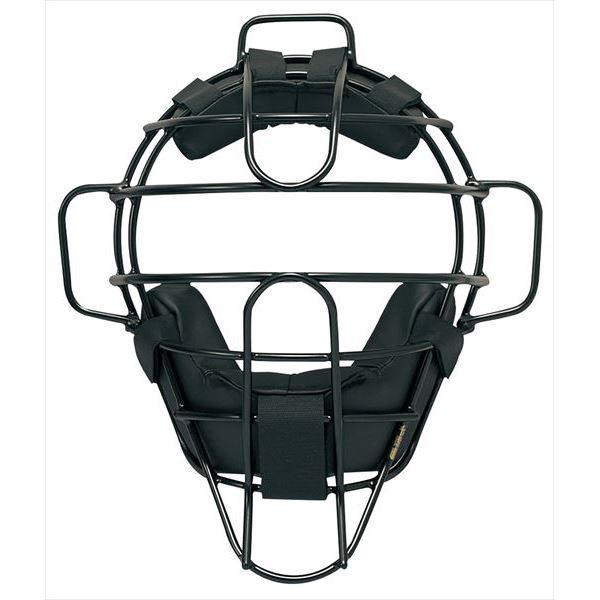 送料無料(※沖縄除く)[SSK]エスエスケイ野球キャッチャーズギア硬式用チタンマスク(CKM1800S)(90)ブラック