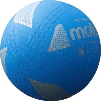 ソフトバレーボール ボール 数量限定アウトレット最安価格 molten S3Y1200-C シアン モルテンソフトバレーボールファミリー用 まとめ買い特価