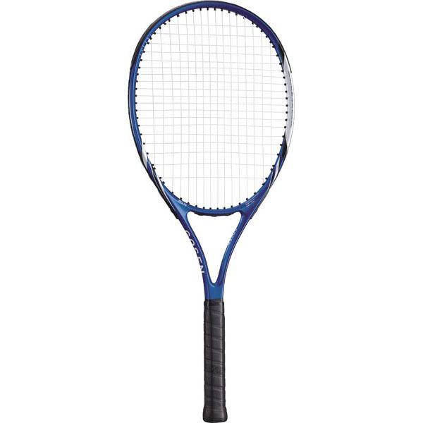 送料無料(※沖縄除く)[GOSEN]ゴーセン硬式テニスラケットウィザードET(張上)(MTWET)(BL)ブルー