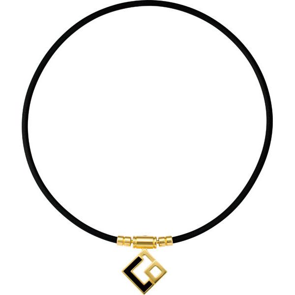 [Colan Totte]コラントッテ磁気ネックレスTAO ネックレス AURA プレミア(ABAPH5)(38)プレミアムゴールド