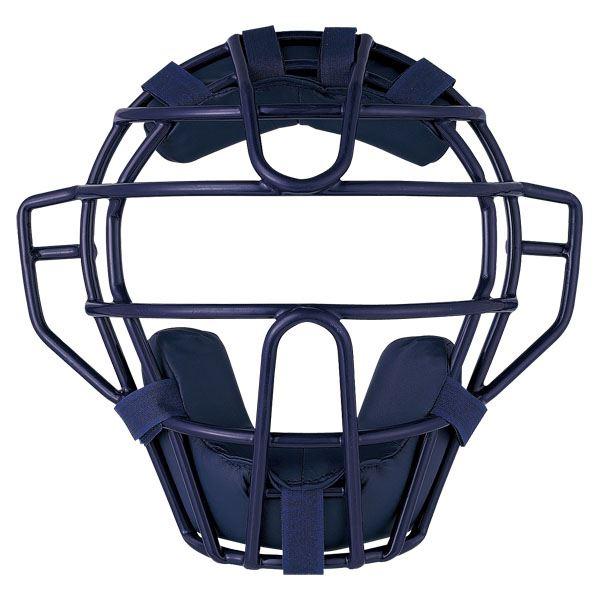 送料無料(※沖縄除く)[ZETT]ゼット野球硬式野球用マスク(SG基準対応)(BLM1240A)(2900)ネイビー