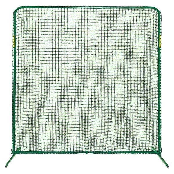 [ZETT]ゼット野球防球用ネット(脚部回転式) 脚部鉄製(BM135Z)