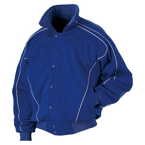 [ZETT]ゼット野球グラウンドコート(BOG401)(2500)ロイヤルブルー