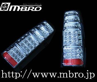 ジムニー JB23W エムブロ LED(ウインカーもLED) テールランプ