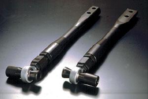 【送料無料】ピロテンションロッド S14 S15 ECR33 オートスタッフ 左右セット 2ピースロッドエンド