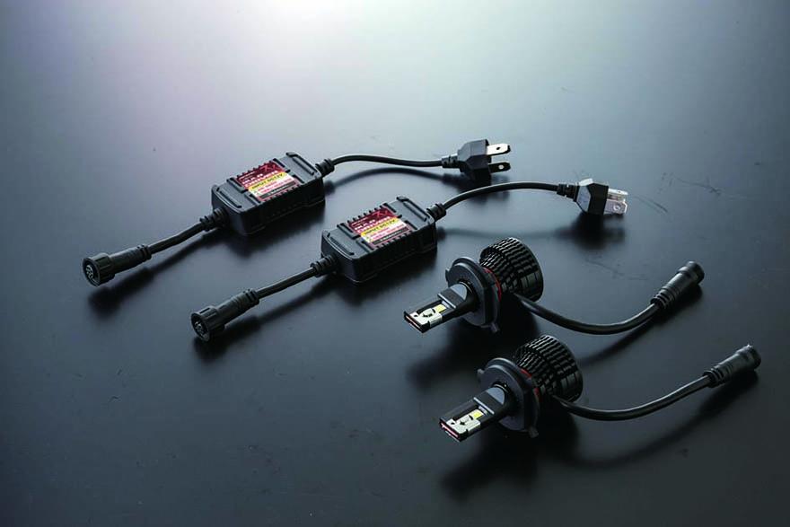 ヴァレンティ LEDヘッドライトバルブ H4 ハイ&ロー ジュエル LEDバルブ ZXシリーズ 6200k 8000 lm NEW バレンティ