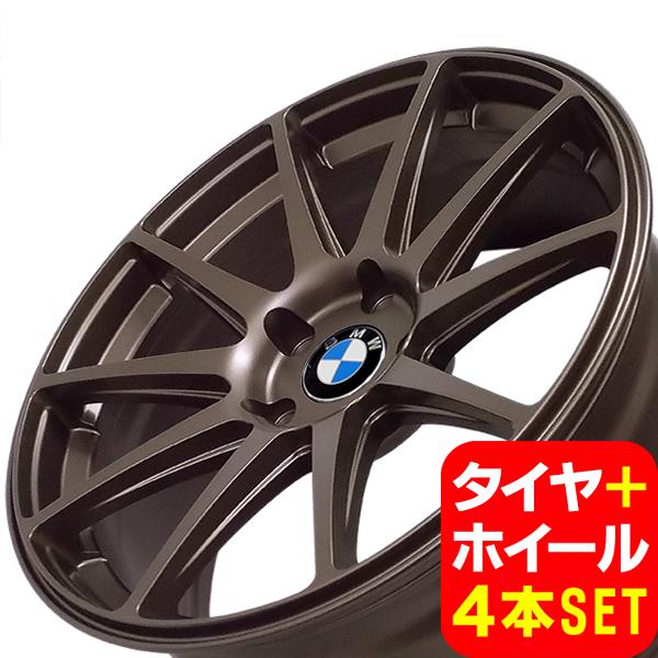 BMW 5シリーズ F10 セール商品 F11 新品 スペンサー SE-3 40R19 日本製 245 19インチ 4本セット MBR タイヤホイール