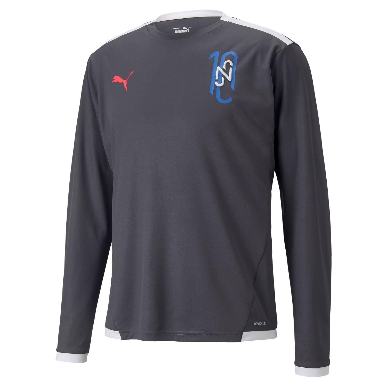 2021秋冬シーズン 当店は最高な サービスを提供します NJR FUTEBOLコレクション 信託 プーマ LSシャツ FUTEBOL ネイマール
