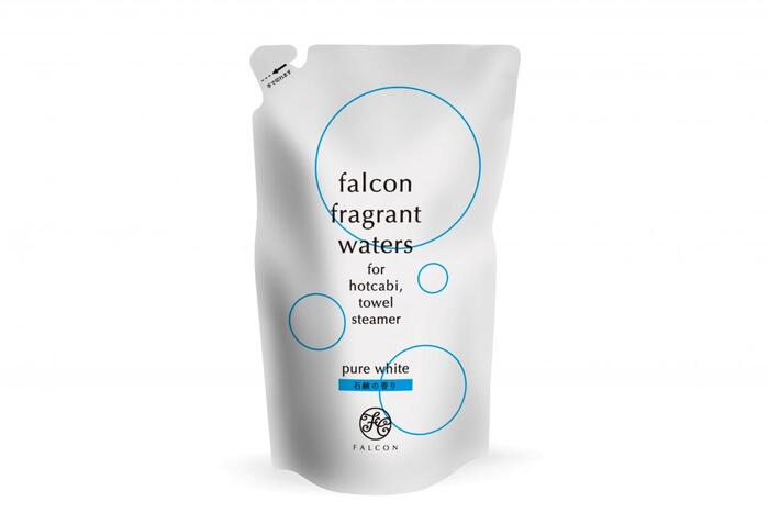 石鹸の香りのタオルコロンです ホルコン タオルスチーマーコロン つめかえ用 ピュアホワイト 1L メーカー公式ショップ アイテム勢ぞろい