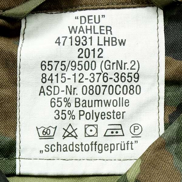 184c90538b97c For more product information, Real Germany military Fleck Camo jacket!