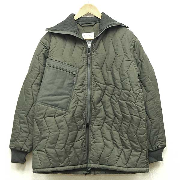 962c20e87d0c2 Beauty products ◇ real Germany Army Hoodie for quilted Liner Jacket 1990  winter ♪ military outer ...