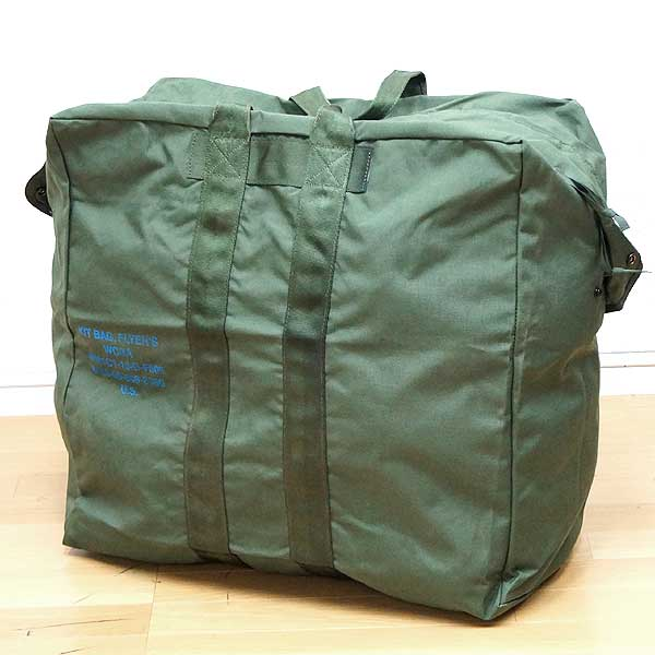 c4e459ac92d auc-atuko501  Brand new ◇ real us air force flyers kit bag 2001 ...