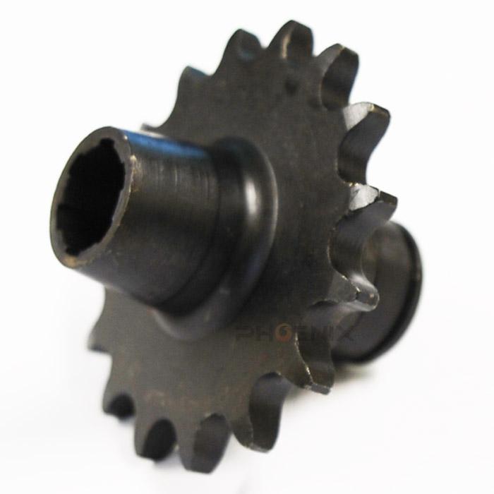 バイク 汎用 20mm オフセット スプロケット 420-16丁