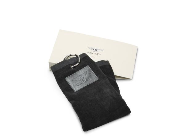 送料無料 ベントレー 純正 贈物 在庫一掃売り切りセール BL2011 ウィングロゴ入りゴルフタオル