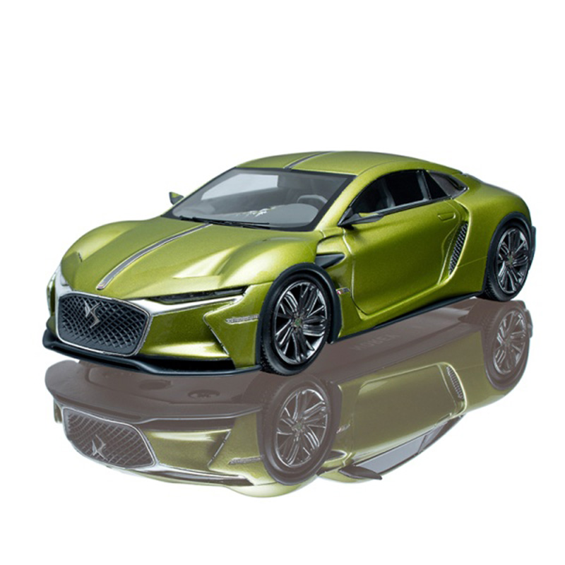 <title>1 43 コンセプトカー DS E TENSE ミニチュアカー 新作続 純正グッズ DS019611</title>
