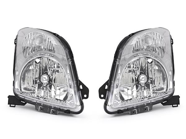 【新品】スズキ スイフト (2代目/ZC/ZD系) 純正タイプ ヘッドライト ランプ 純正ハロゲン車 前期後期 ZC11S ZD11S ZC21S ZD21S ZC71 左右セット/1台分