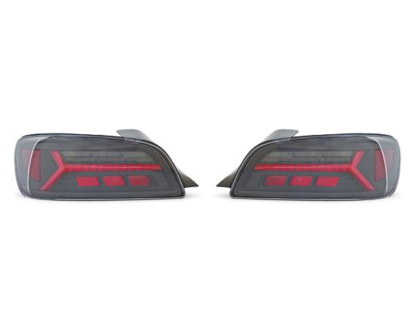 ホンダ S2000 AP2 フルLEDテールランプ BuddyClub製 シーケンシャルウィンカー 流れる 後期 バーディークラブ 切替スイッチ付