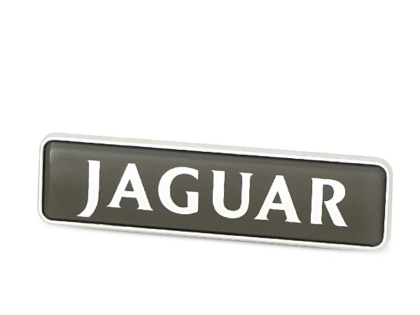ジャガー XJ8(X308) 98-03 純正トランクエンブレム JAGUAR リアバッジ 純正品番 HND5995AA
