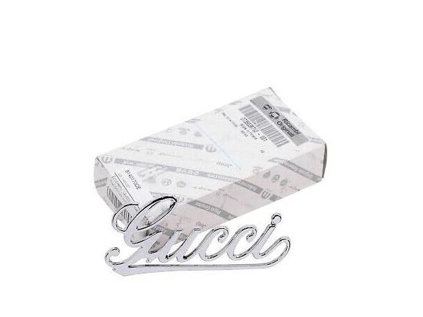 フィアット ◆セール特価品◆ 500 リア 純正GUCCIエンブレム 男女兼用