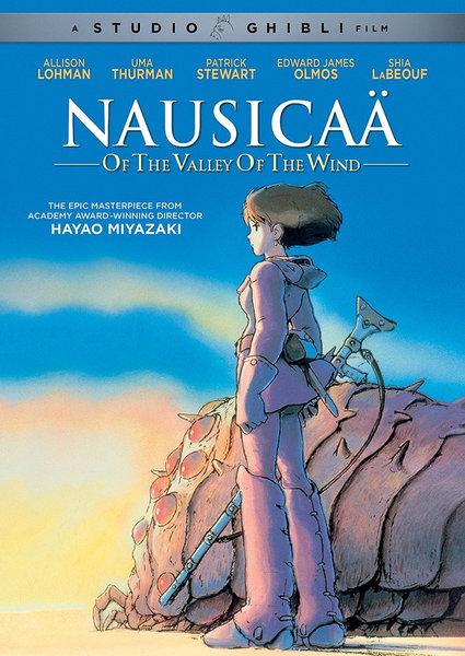 新品 卸売り 風の谷のナウシカ 劇場版 DVD セール 登場から人気沸騰 北米版 117分収録