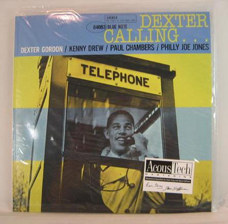 新品レコード DEXTER GORDON/デクスター・コーリング...(2枚組)