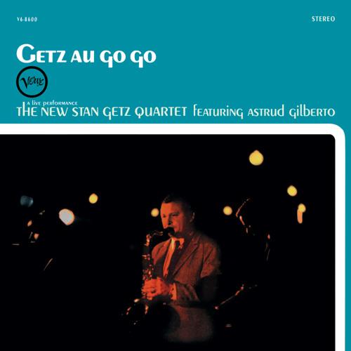 【新品レコード】45回転/2枚組スタン ゲッツ&A・ジルベルト「Getz Au-go-go」