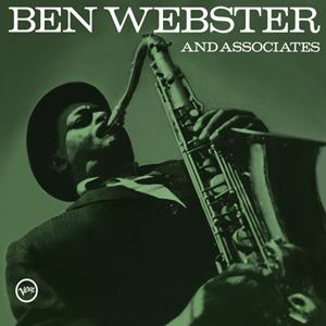 【新品レコード】180g,45回転Ben Webster & Associates