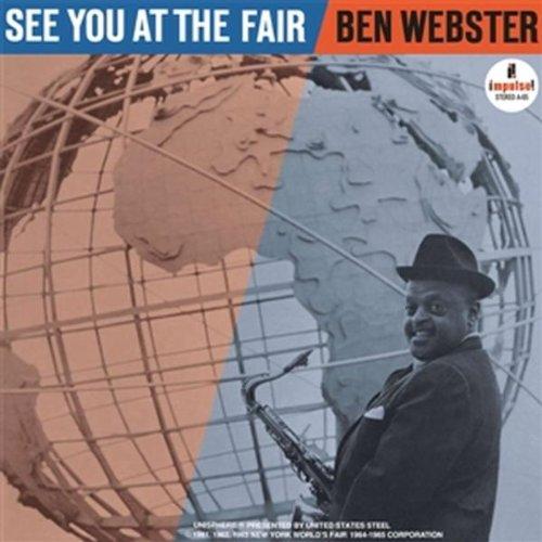 【新品LP】 180g盤ベン・ウェブスター「SEE YOU AT THE FAIR」