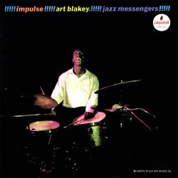 アート・ブレイキー(レコード) Art Blakey!!!!! Jazz Messengers!!!!!